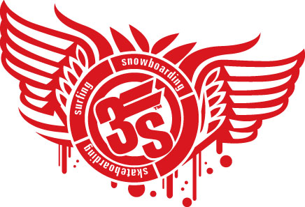 Logo 3Surf