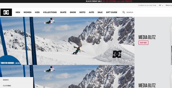 DC Snowboards